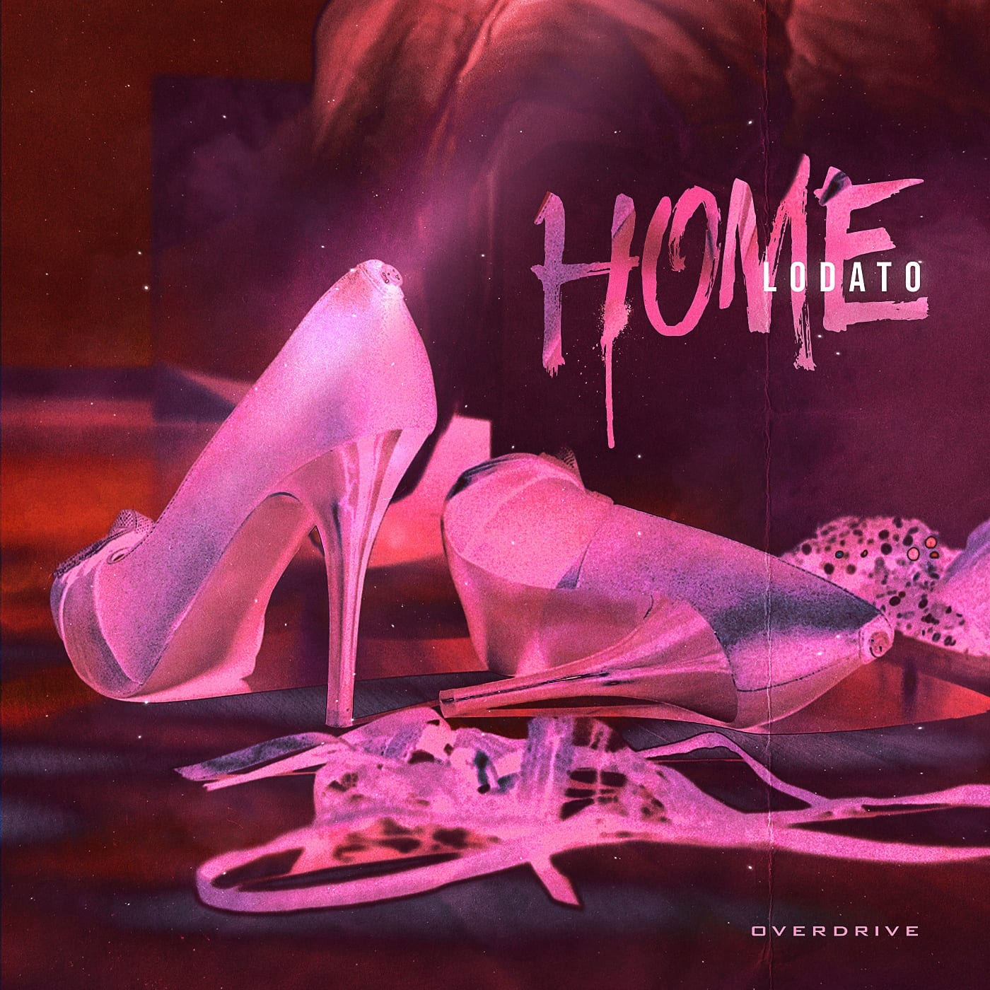 LODATO IS BACK WITH SUMMER BANGER 'HOME' ON OVERDRIVE RECORDS
